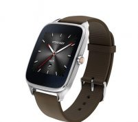 ساعت هوشمند Asus Zenwatch 2 WI501Q With Brown Leather Strap