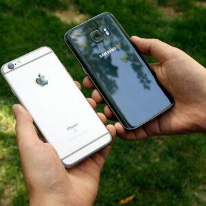 مقایسه سامسونگ S7 و آیفون 7