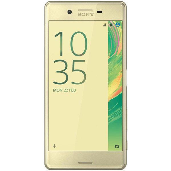 مشخصات گوشی موبایل سونی Sony Xperia X