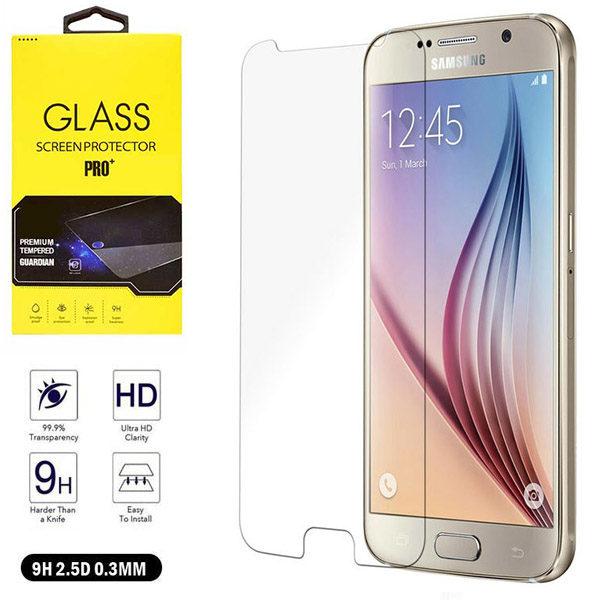 خرید محافظ صفحه نمایش گلس Glass S6