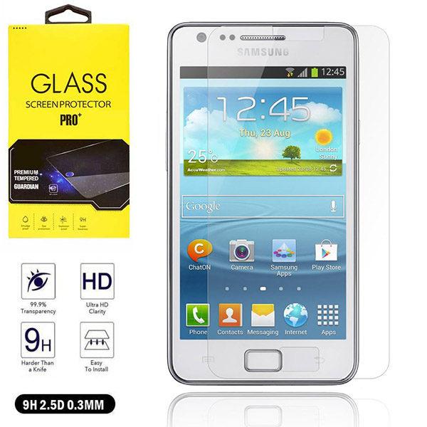 محافظ صفحه نمایش گلس سامسونگ Glass Screen Protector S2