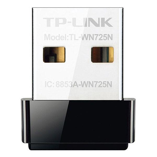 خرید کارت شبکه TP-LINK TL-WN725N Wireless N150 USB