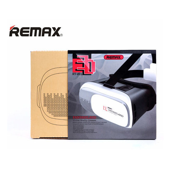 مشخصات هدست واقعیت مجازی Remax RT V01 Fantasyland VR