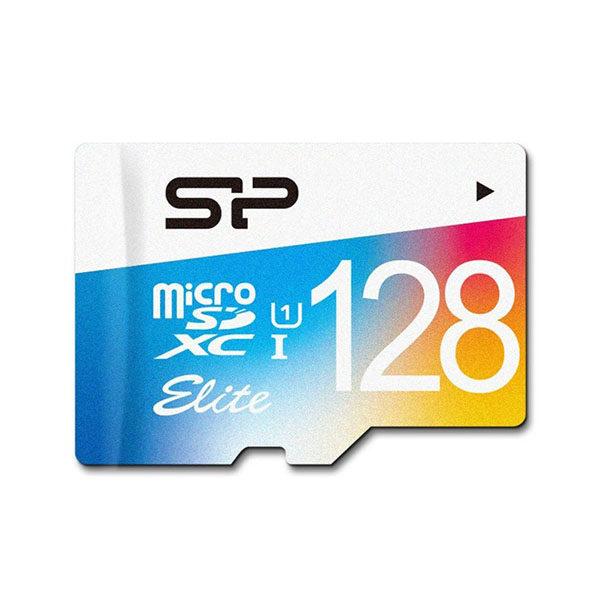 قیمت کارت حافظه silicon power 128 گیگ