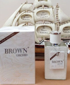 قیمت و خرید ادکلن Brown Orchid Blanc