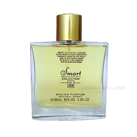 عطر ادکلن زنانه Smart Collection 359 - Tomford Black Orchid