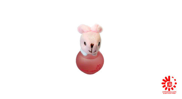 ادکلن عروسکی (خرگوش صورتی)