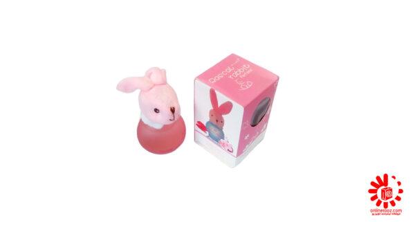 خرید ادکلن عروسکی (خرگوش صورتی)