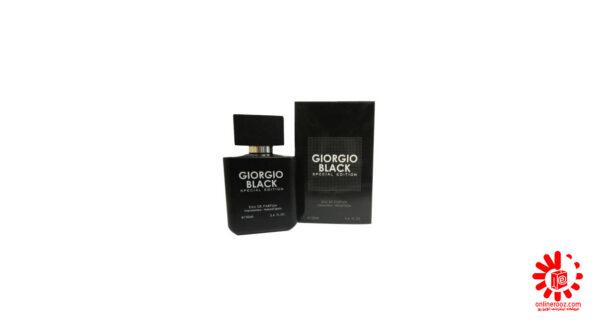 خرید عطر ادکلن Giorgio Black