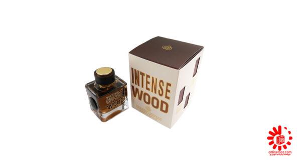 خرید عطر ادکلن مردانه Intense Wood
