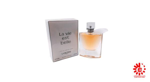 تستر ادکلن لانکوم لاویه است بل Lancome La Vie Est Belle