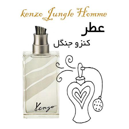 عطر گرمی کنزو جانگل هوم kenzo Jungle Homme