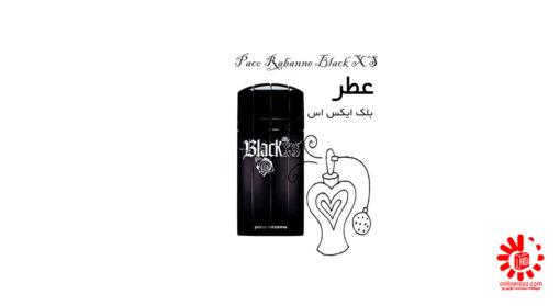 عطر بلک ایکس اس Paco Rabanne Black XS