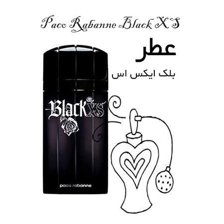 عطر گرمی بلک ایکس اس Paco Rabanne Black XS